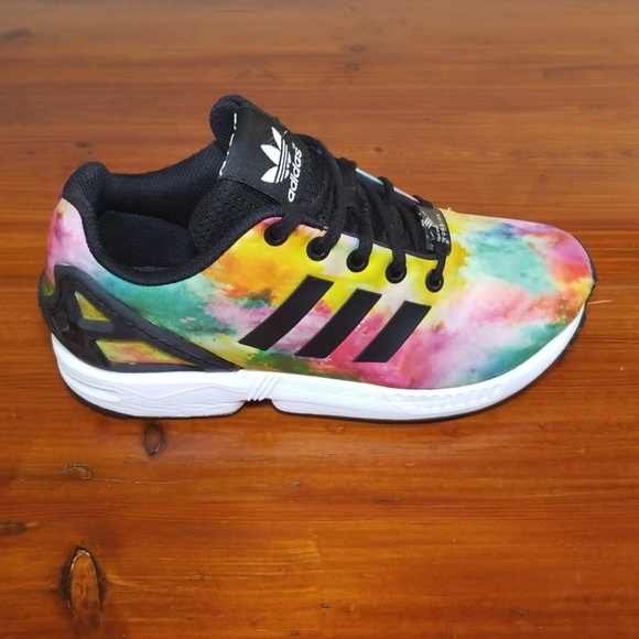 846442954 adidas Other - Adidas ZX Flux Torsion Ortholite Multicolor Size 4